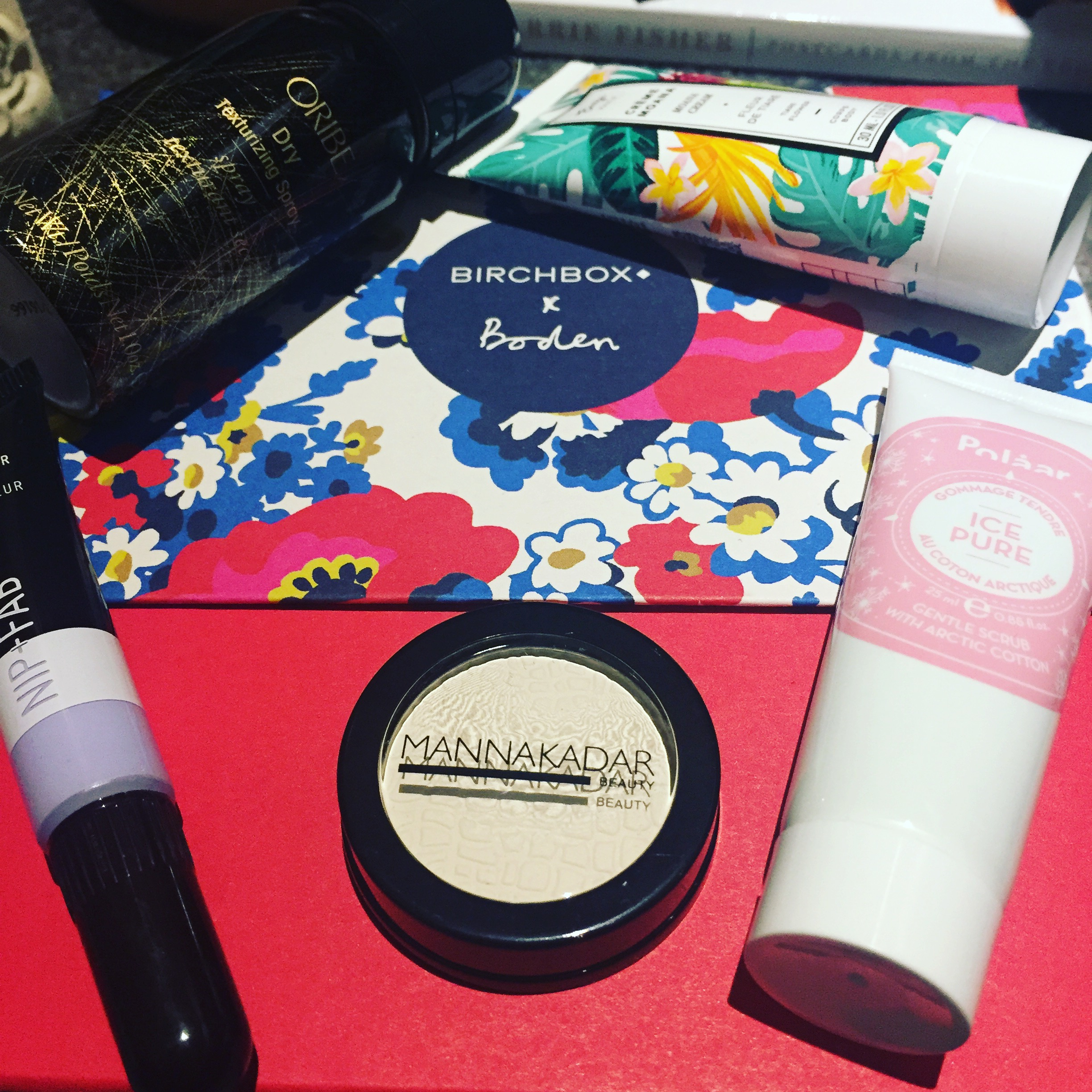 Beautybox April 3