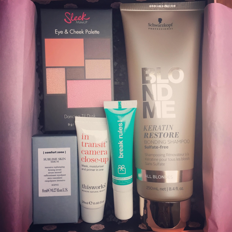 Beautybox March 1