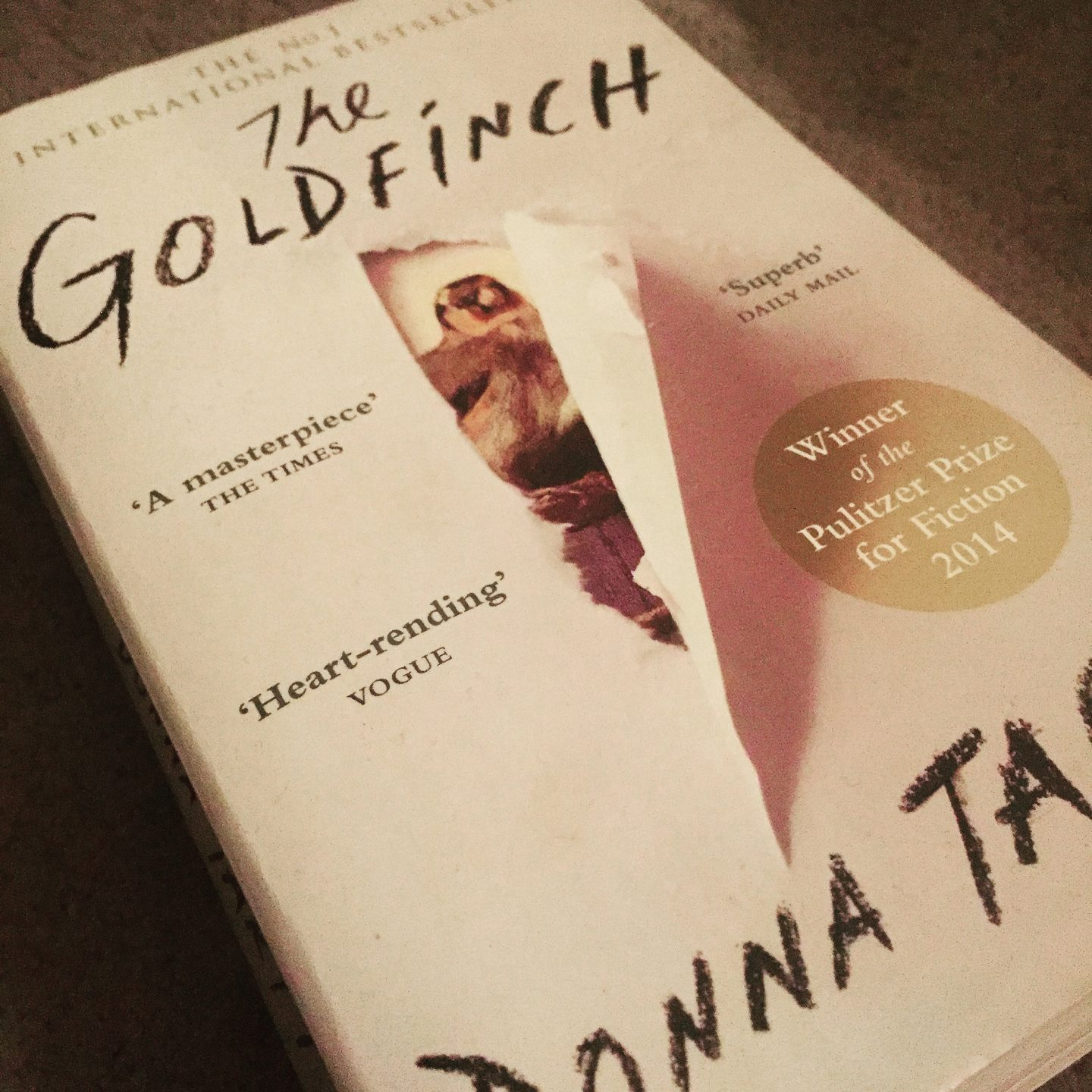 REVIEW | The Goldfinch