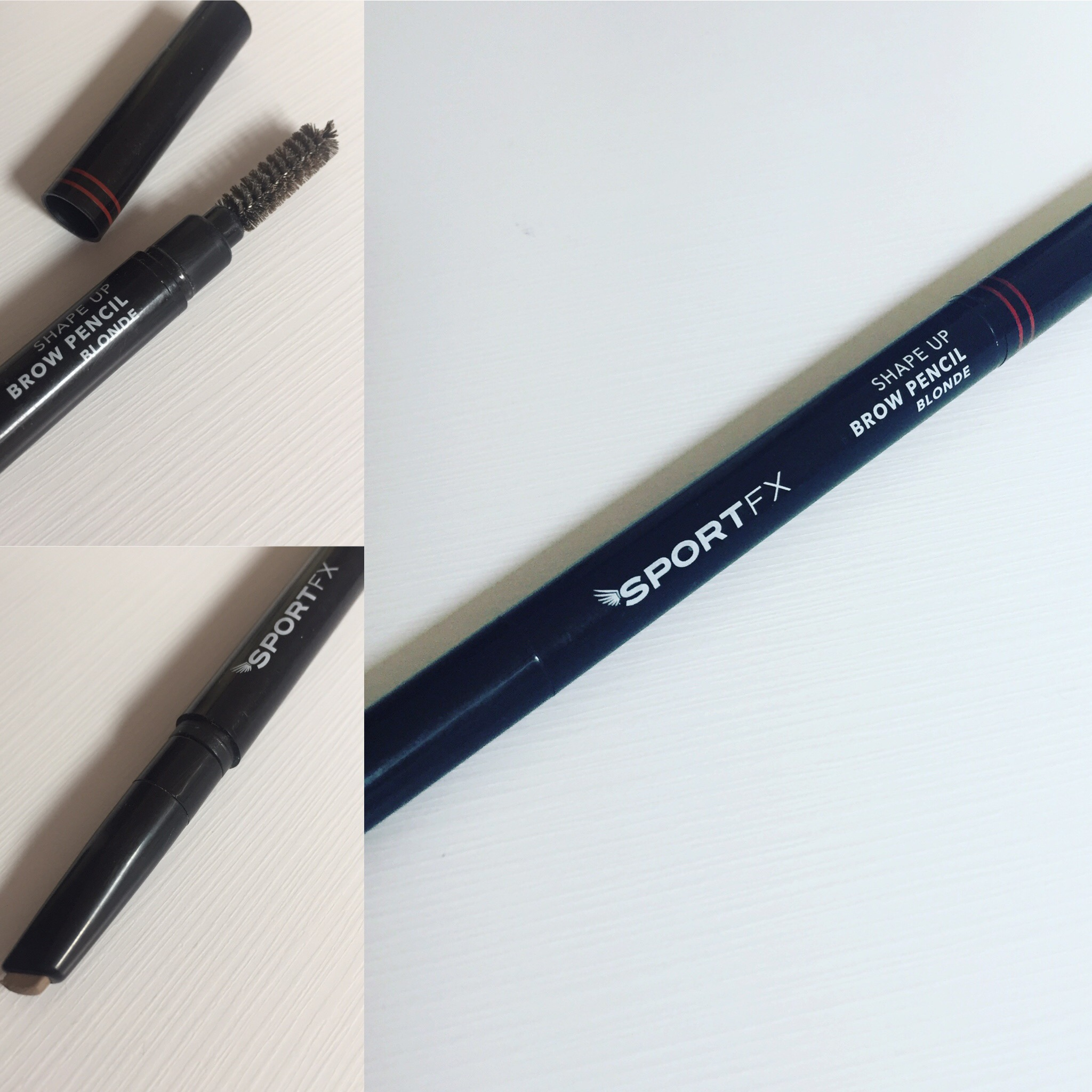SportFX eyebrow pencil