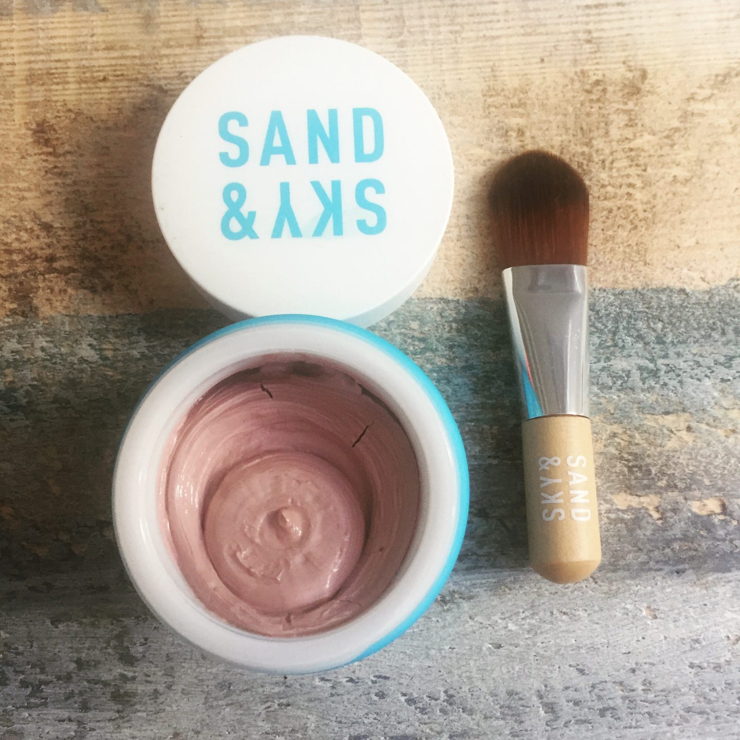 REVIEW | Sand & Sky Pink Clay Mask