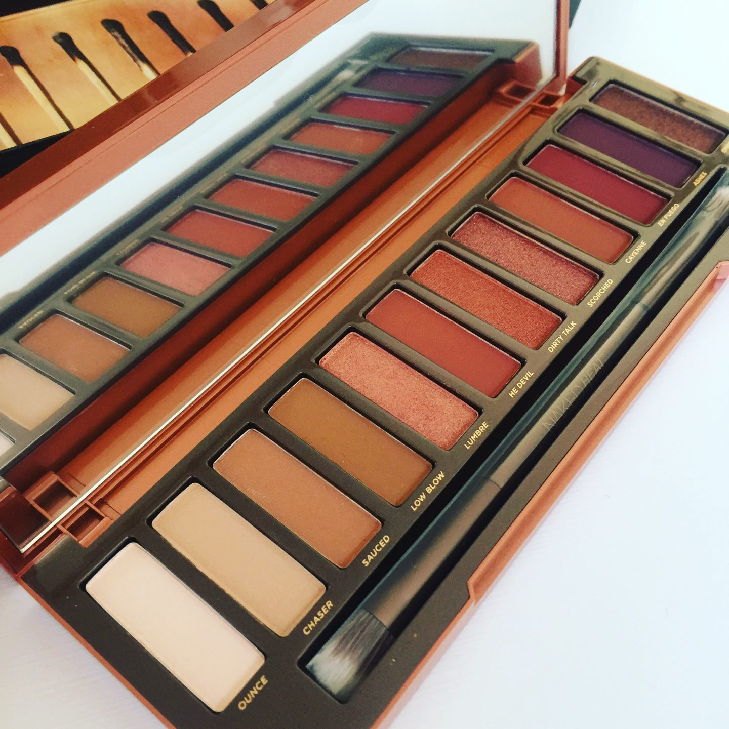 REVIEW | Urban Decay Naked Heat Palette