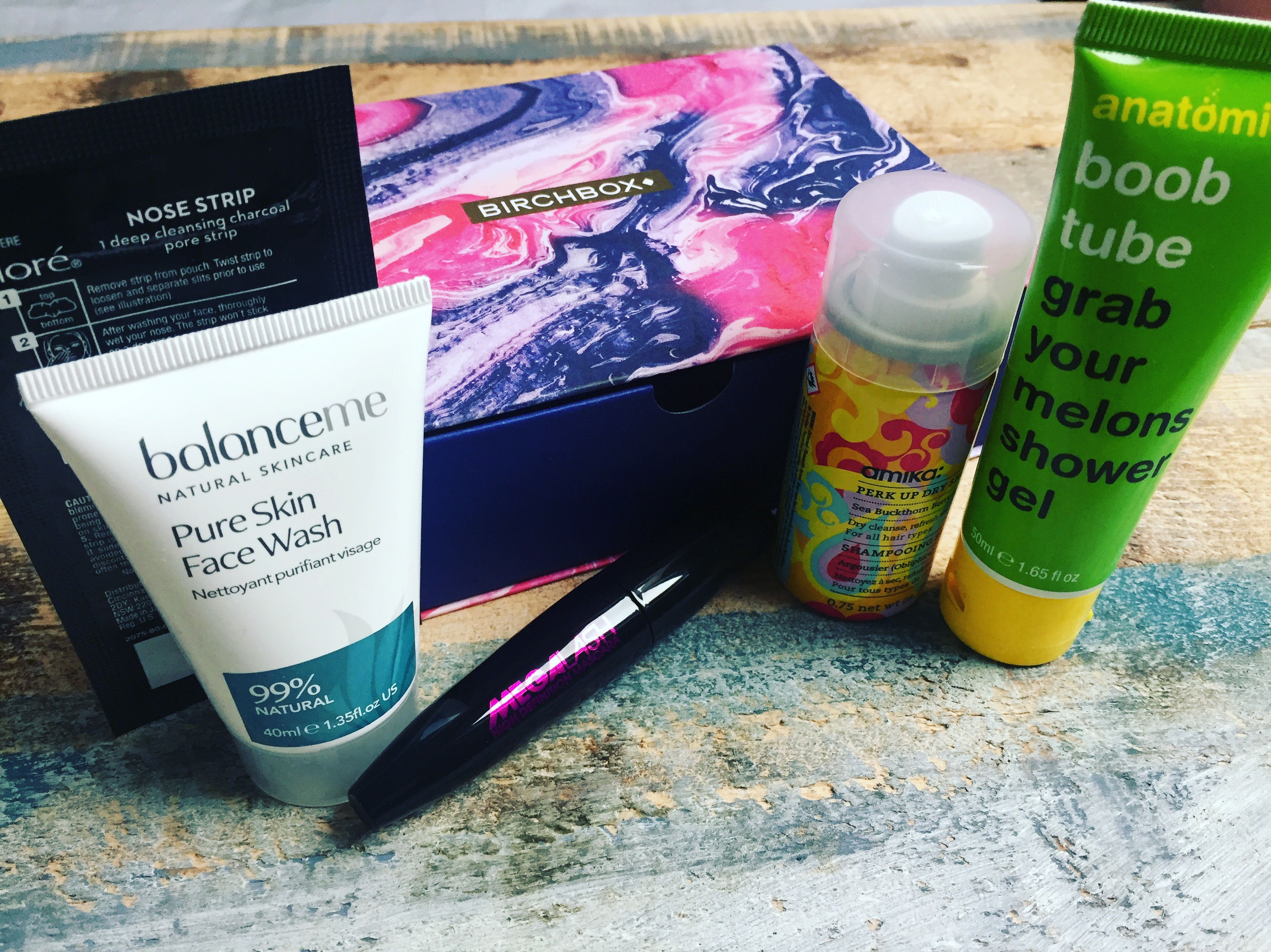 beautybox october 1
