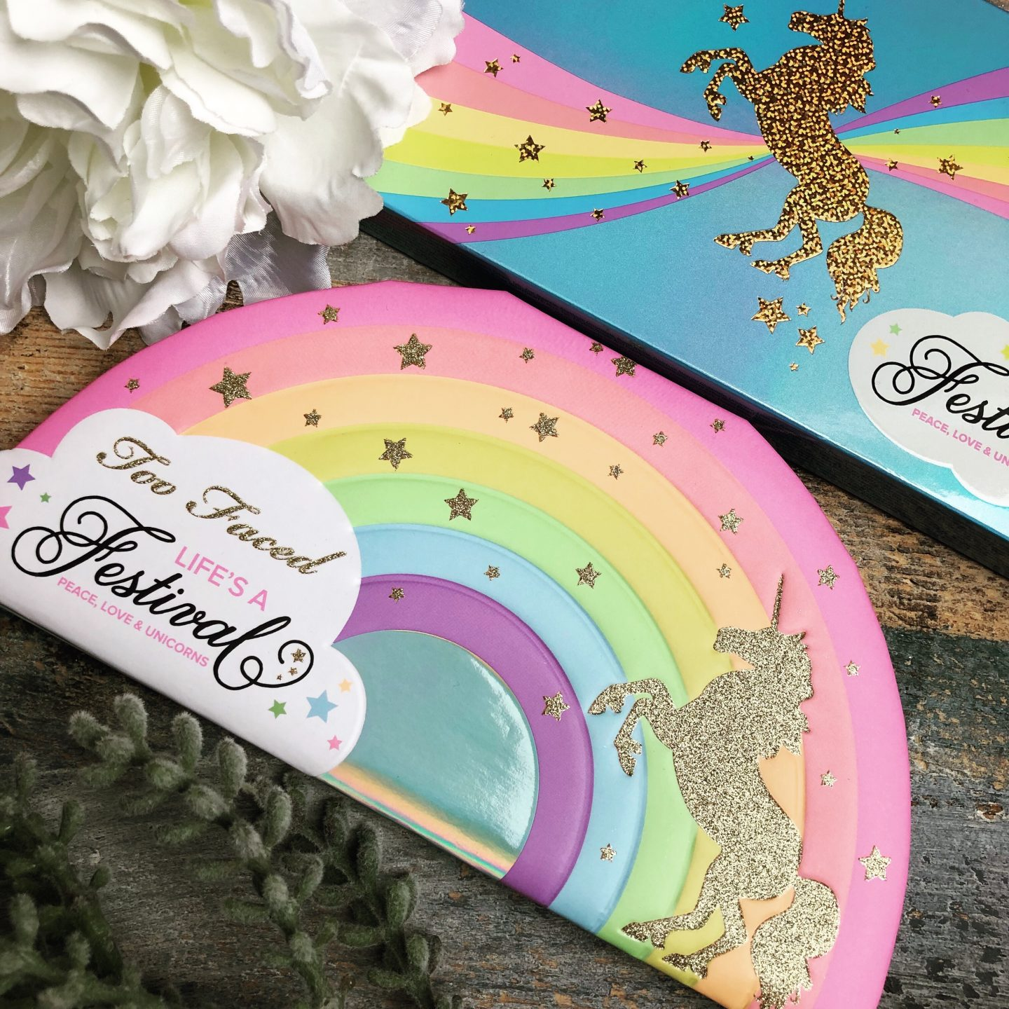 REVIEW | Too Faced Life's a Festival Range
